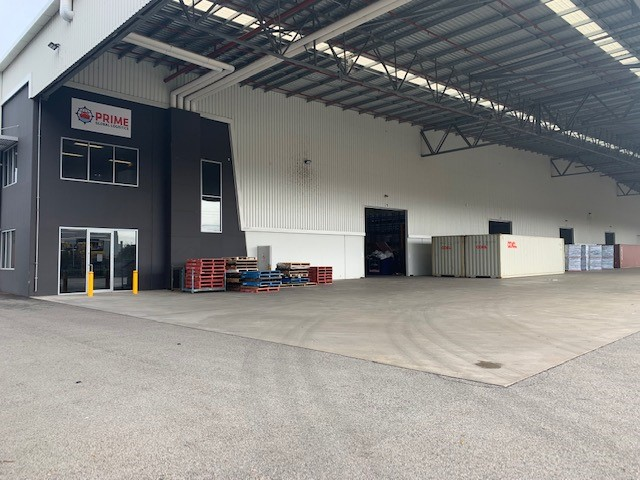 Prime Global's new warehouse facility